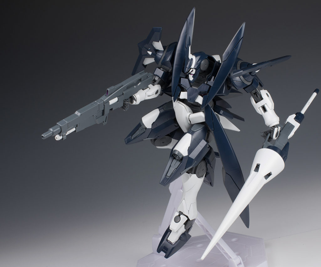 [FULL DETAILED REVIEW] P-Bandai MG 1/100 GNX-604T ADVANCED GN-X (ESF GN DRIVER[T]-equipped Mobile Suit) Many Images
