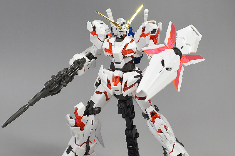 [MEGA FULL DETAILED REVIEW] RG 1/144 UNICORN GUNDAM: No.144 Images, credit