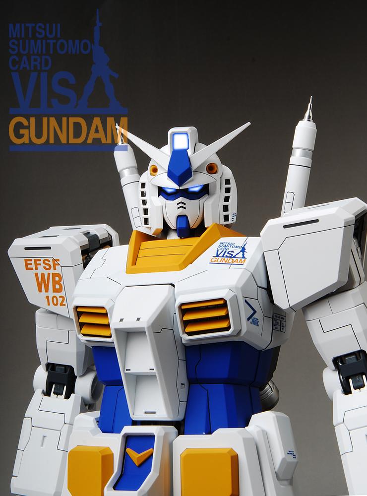 Vicious S Pg 1 60 Rx 78 2 Gundam Mitsui Sumitomo Visa