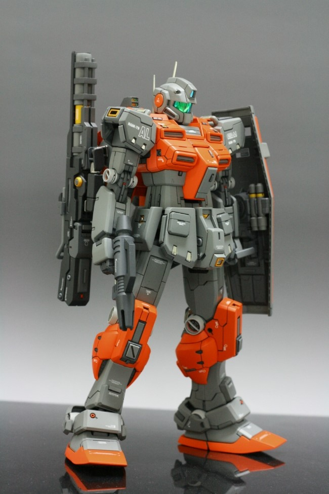 minamp123's [Club G Limited Edition] MG 1/100 POWERED GM: FULL REVIEW, Many Images, comparison, info