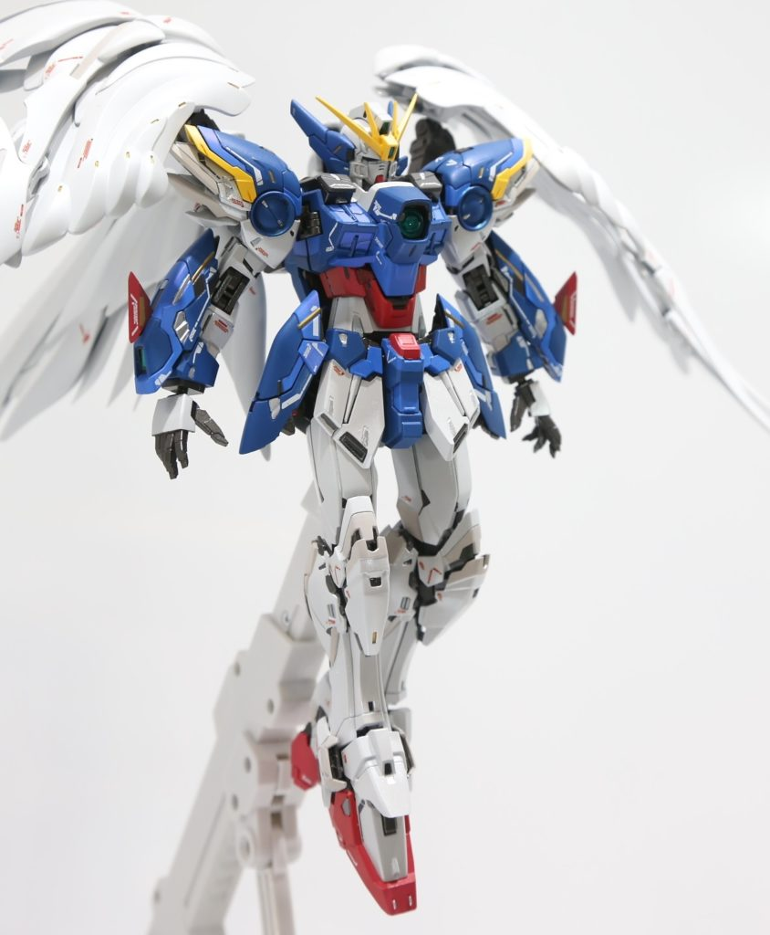 P-Bandai G.F.F.M.C. WING GUNDAM ZERO (EW CUSTOM) Photo Review @ C3AFA TOKYO 2017, No.16 Hi-Resolution Images, Info Release