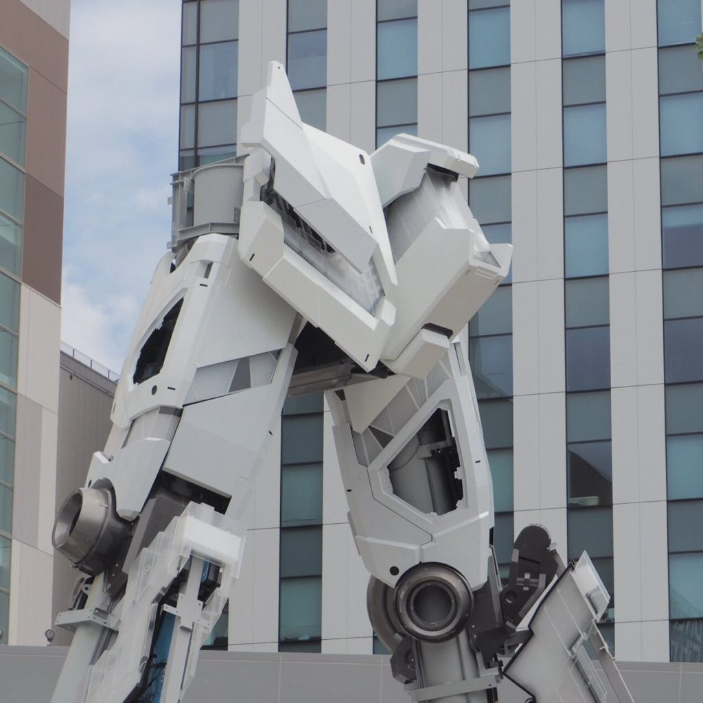 The Life-Sized Unicorn Gundam Statue: Work In Progress (Update 15th August 2017) NEW Images, credits