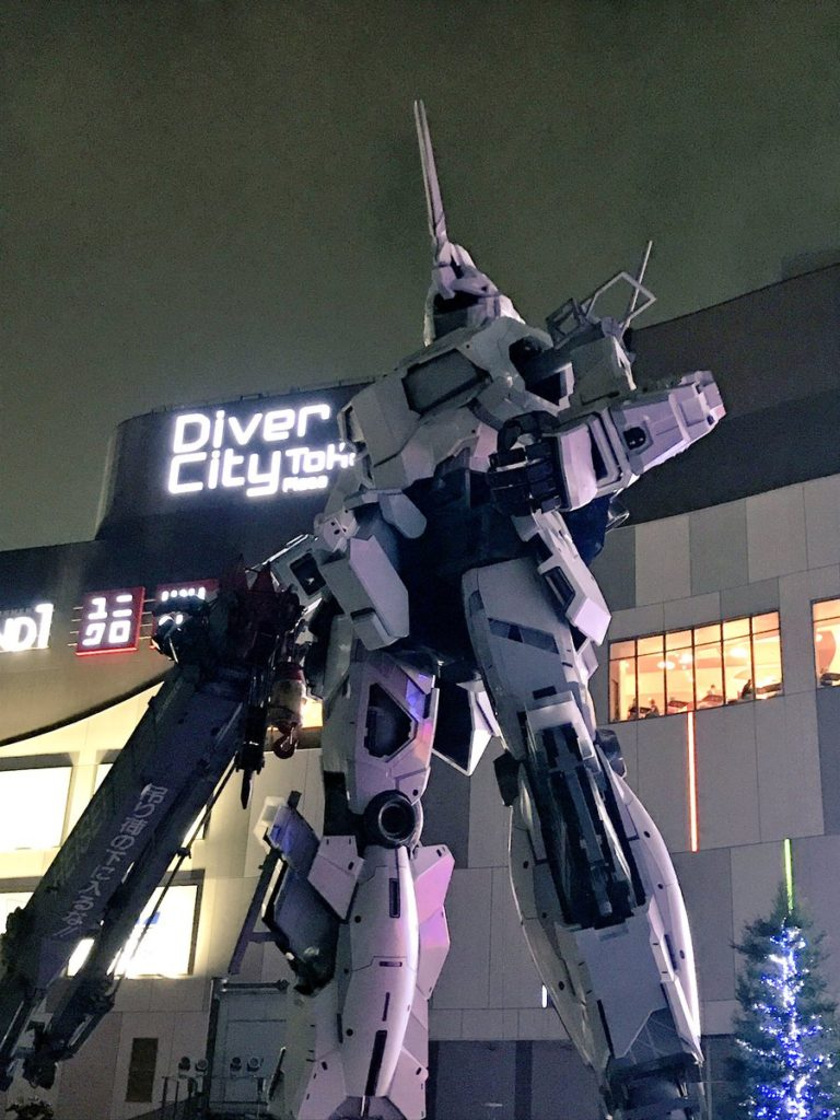 The Life-Sized Unicorn Gundam Statue: Work In Progress (Update 21th August 2017) No.8 NEW Images, credits