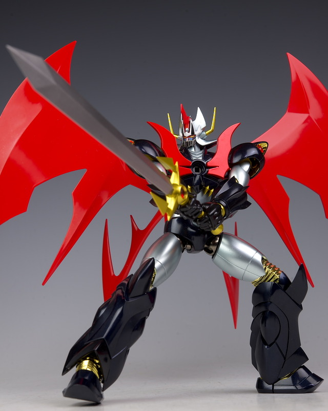 [FULL REVIEW] S.O.C. Dynamic Characters Series: MAZINKAISER