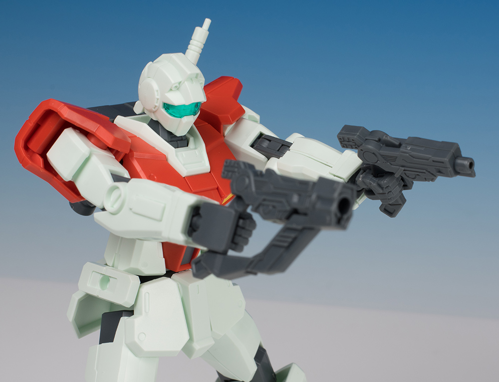 [FULL REVIEW] HGBC 1/144 GM GM WEAPONS (Build Fighters Support Weapon), Many Images