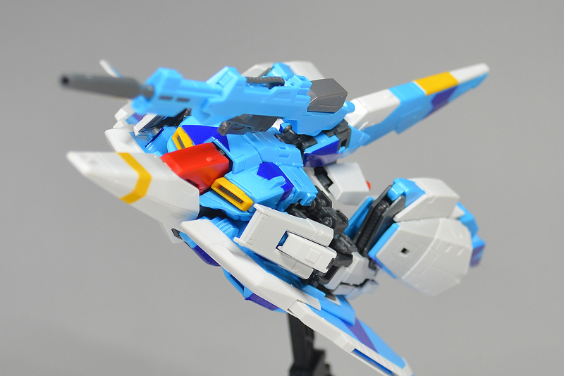 [FULL REVIEW] P-Bandai RG 1/144 ZETA GUNDAM RG LIMITED COLOR Ver. A Lot of Images, credits