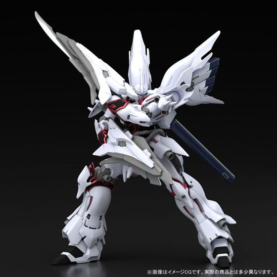 P-Bandai HGBF 1/144 Weiss [Weiß] Sinanju: Full Official Images, Info Release