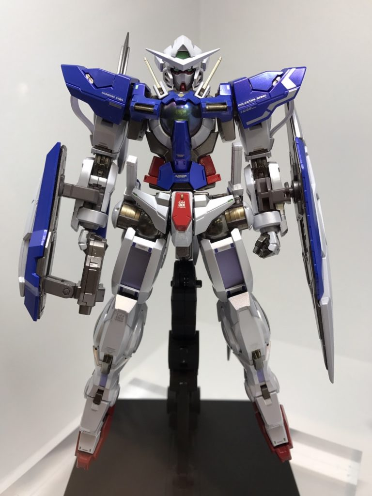 METALBUILD 1/100 Gundam Exia (10th ANNIVERSARY EDITION): Big Size Images, Info Release