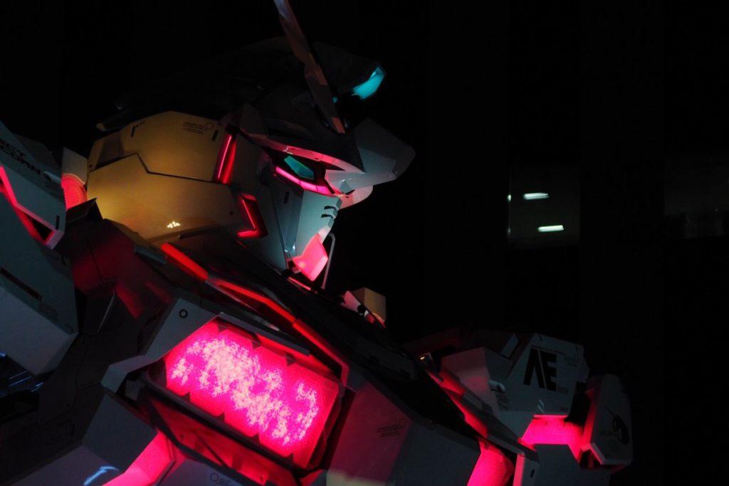 The Life-Sized Unicorn Gundam Statue: Work In Progress (Update 14th September 2017) NEW Images, Credits