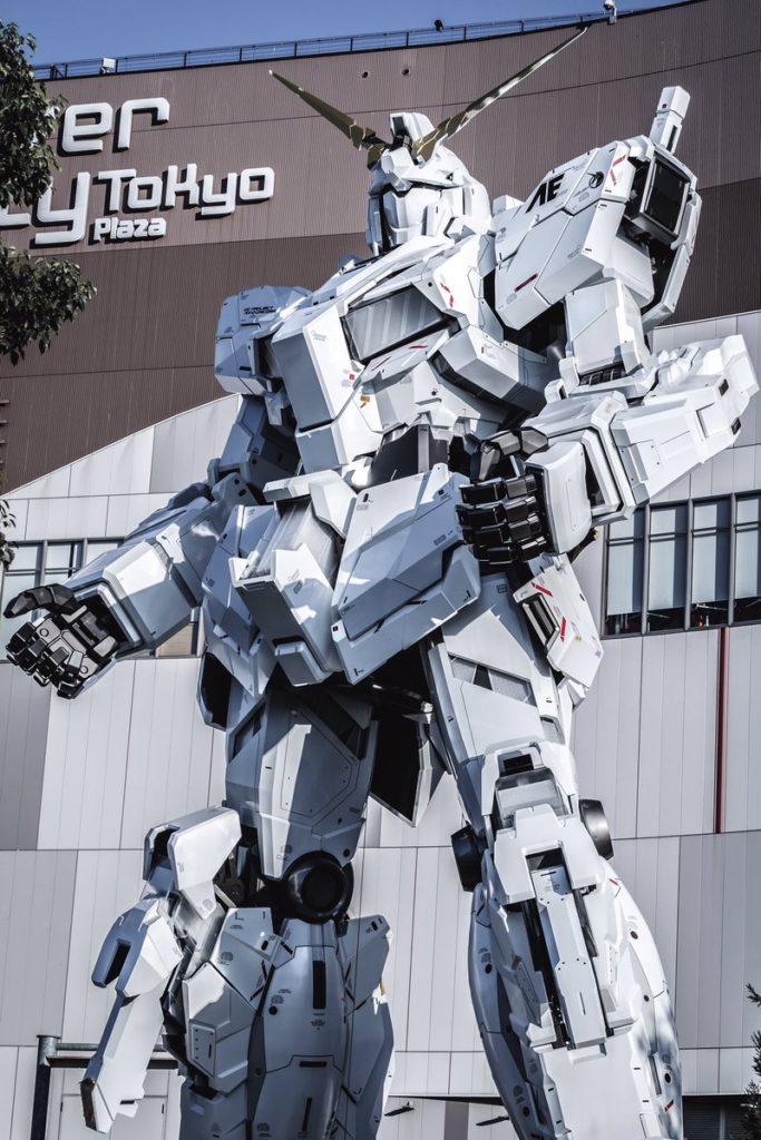 The Life-Sized Unicorn Gundam Statue: Work In Progress (Update 3rd September 2017) No.7 NEW Images, credits