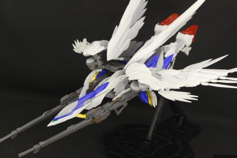 [SAMPLE REVIEW] Hi-Resolution Model HiRM 1/100 WING GUNDAM ZERO EW: Many Images