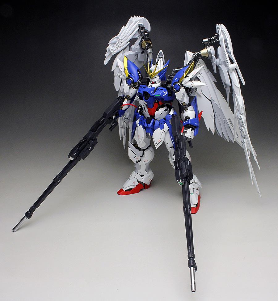 work review hi resolution model hirm 1 100 wing gundam