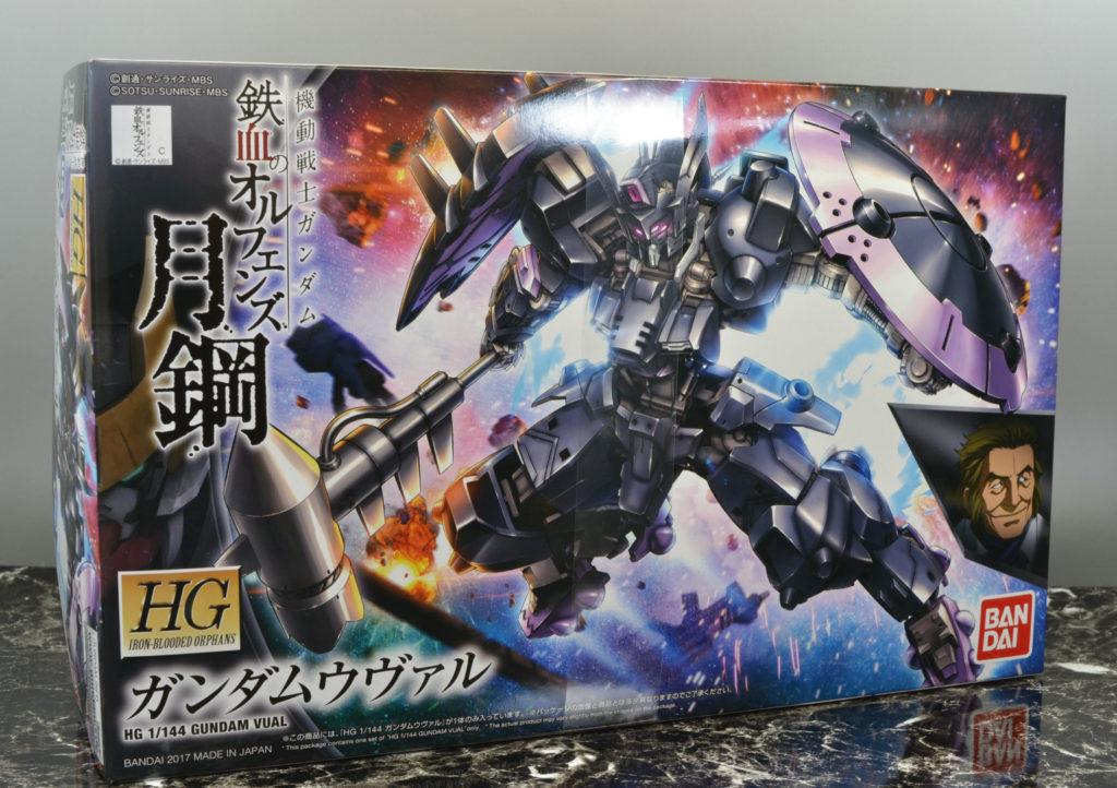 [MEGA FULL REVIEW] HG IBO 1/144 GUNDAM VUAL (No.86 Big Size Images)