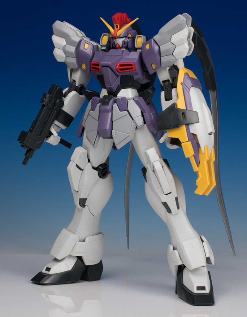 FULL REVIEW P-Bandai MG 1/100 GUNDAM SANDROCK CUSTOM EW