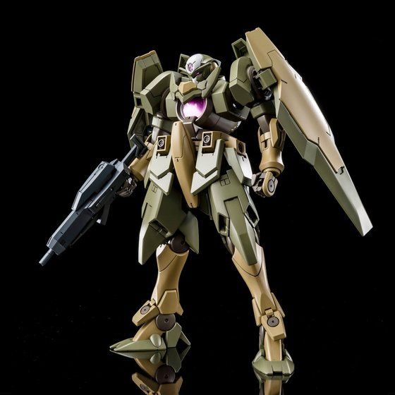 P-Bandai HGBF 1/144 GN-X IV TYPE.GBF Official Promo Posters, Images, Info Release