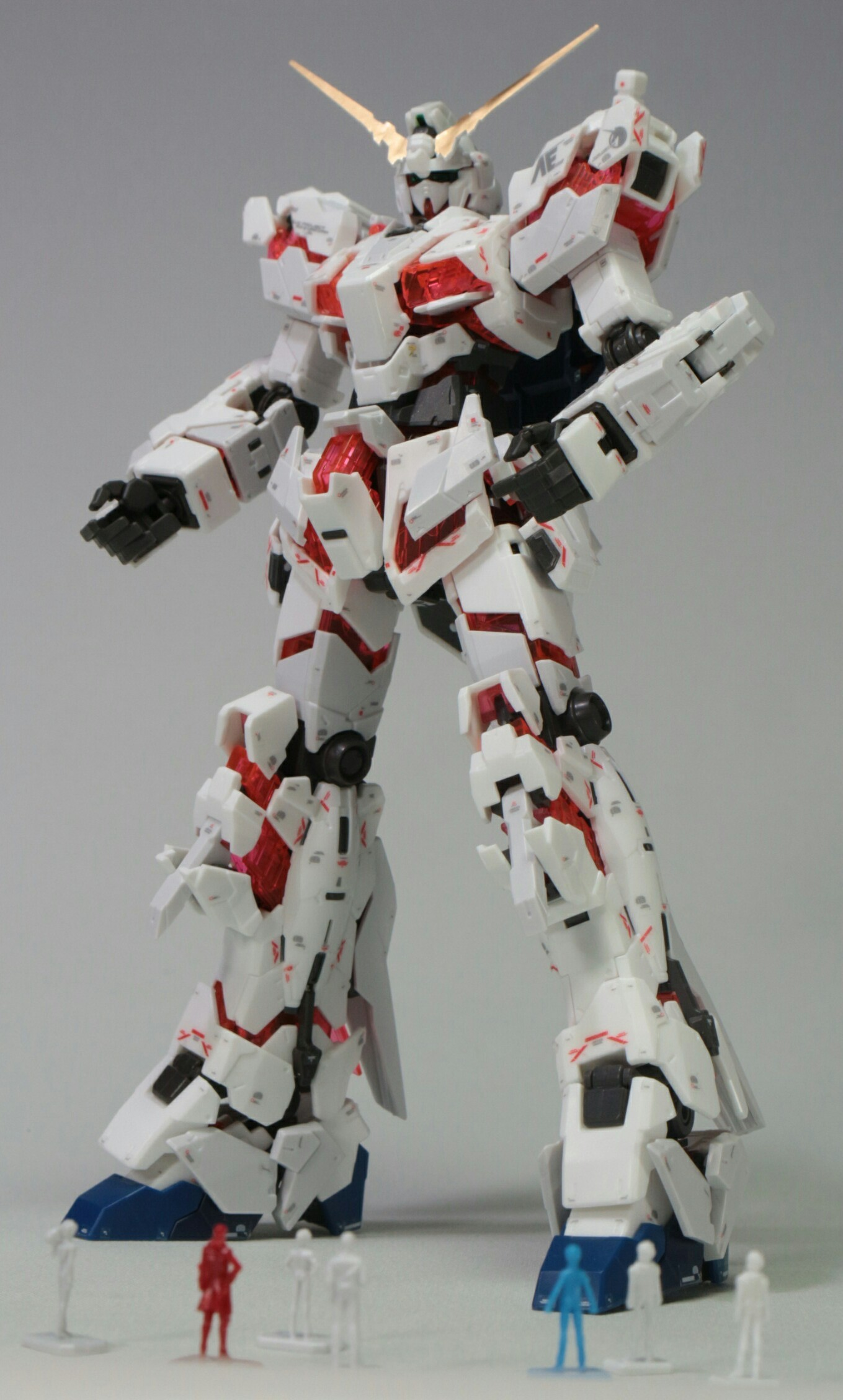 Full Review Rg 1 144 The Gundam Base Limited Rx 0 Unicorn