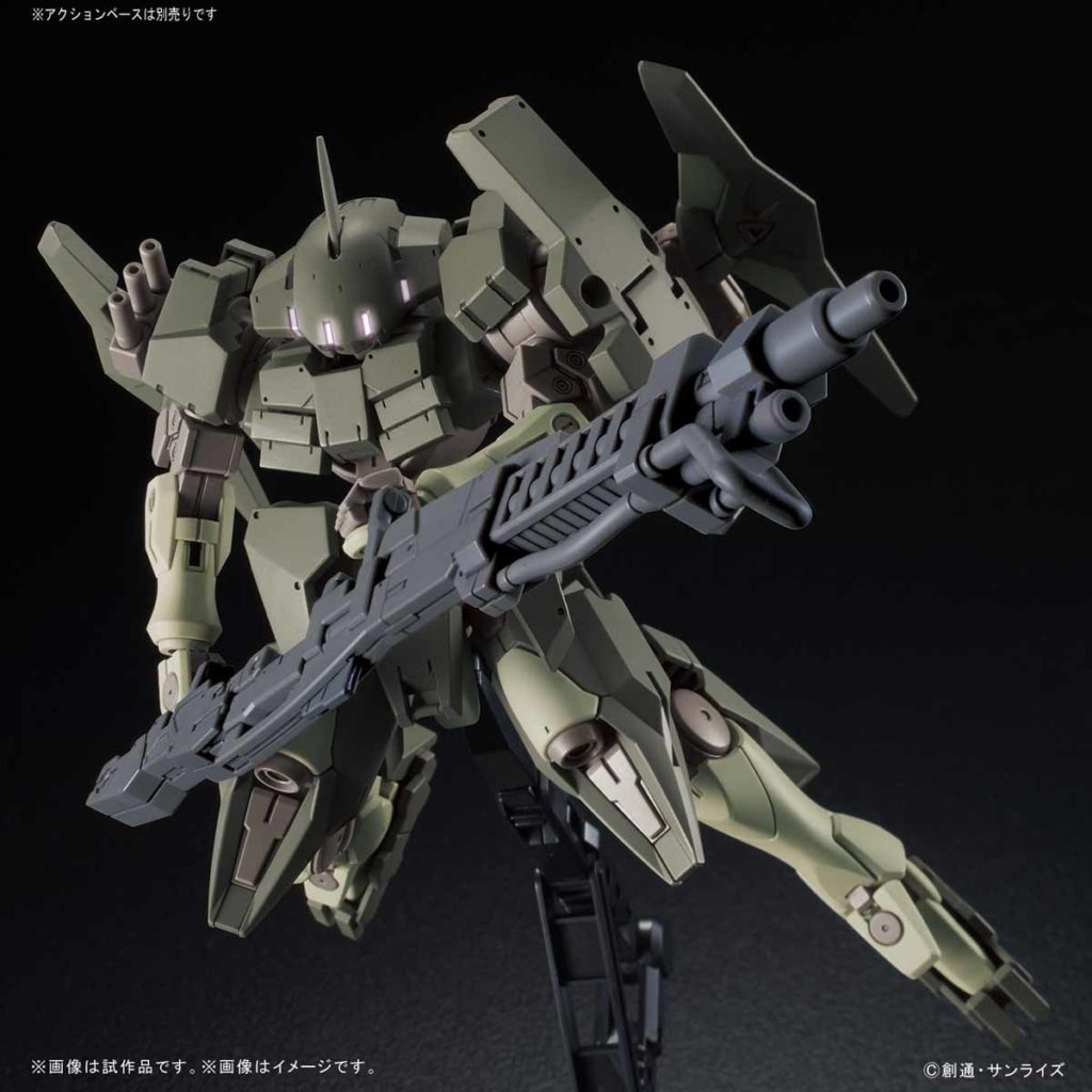 HGBF 1/144 STRIKE GN-X Official Images, Info Release