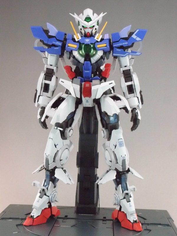 REVIEW: PG 1/60 GUNDAM EXIA [Part ONE]