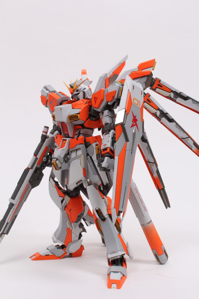 HOKDOM's Mixing Build 1/100 Hi-Nu GUNDAM EVOLVE: Full Photo Review, Info