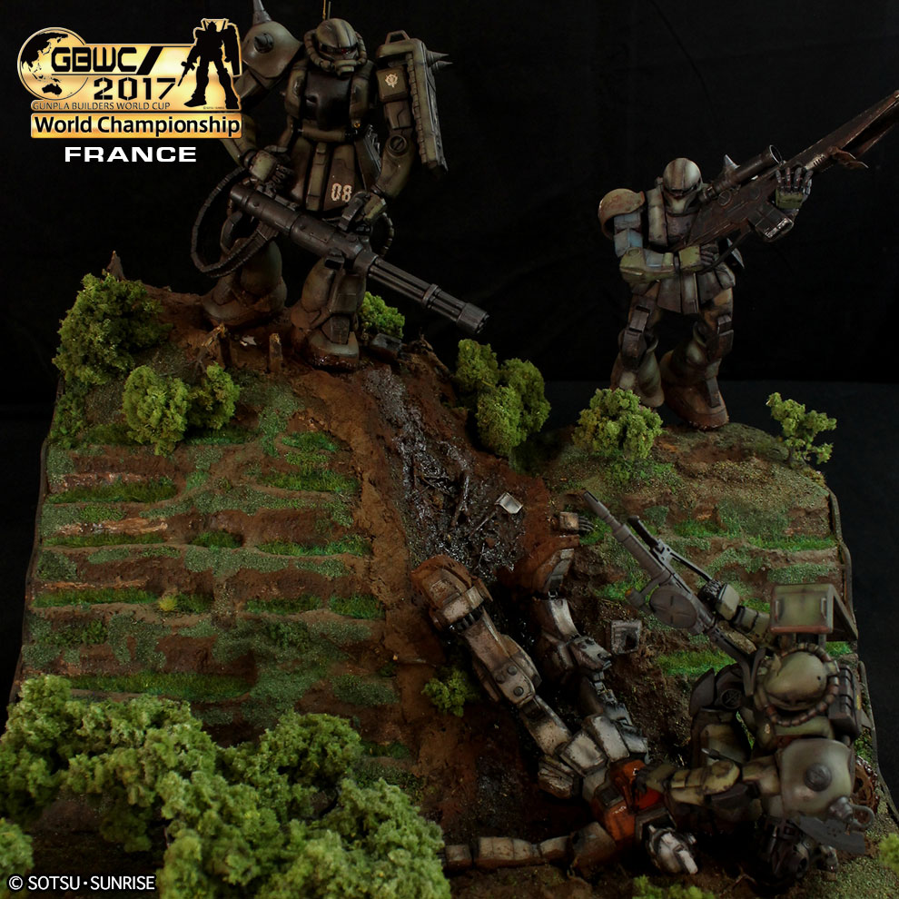 GBWC 2017 FRANCE RESULT: Big Size Images, Info