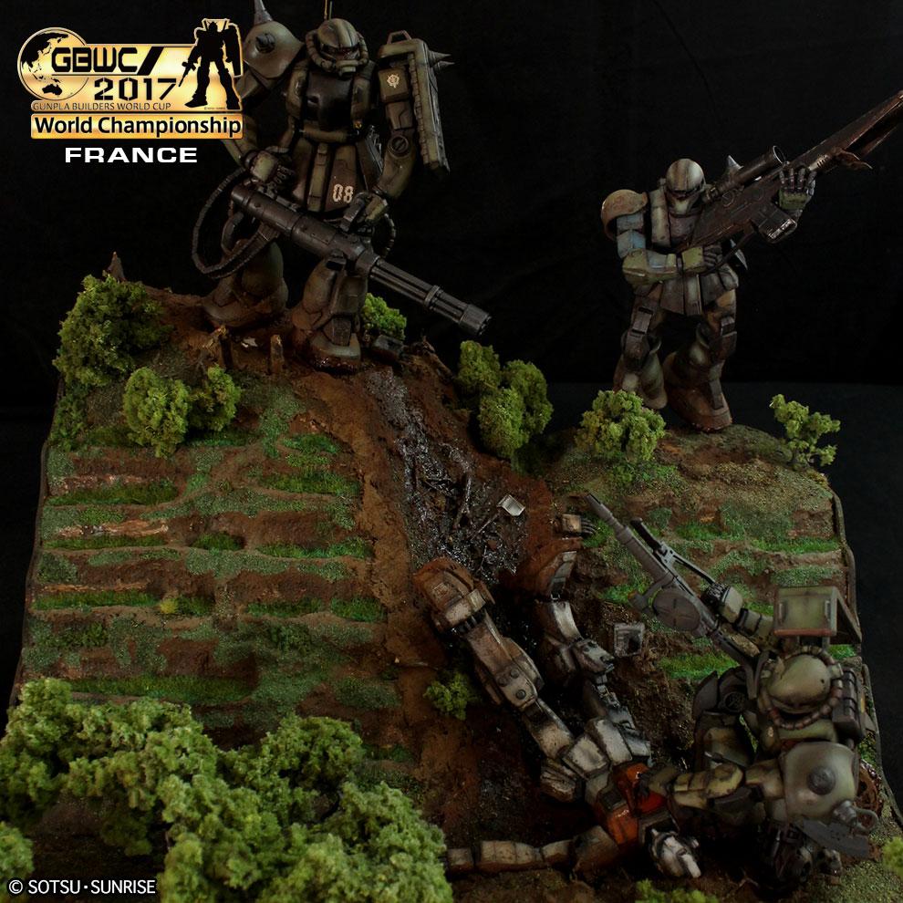 GBWC 2017 FRANCE RESULT: Big Size Images, Info