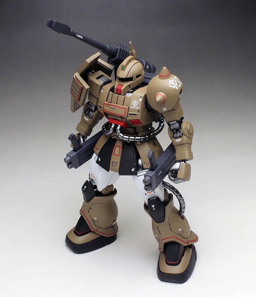 WORK PHOTOREVIEW: P-Bandai [Gundam THE ORIGIN MSD] HG 1 ...