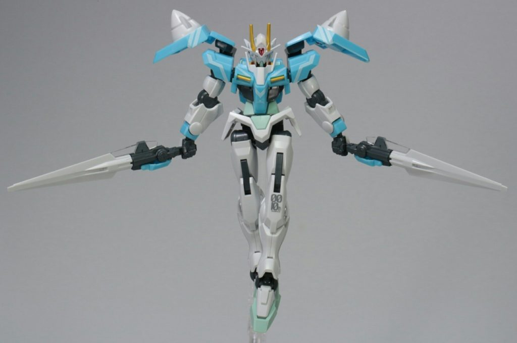 FULL REVIEW: HG 1/144 00 GUNDAM GUNPLA 00 10th ANNIVERSARY Ver. (Many Big Size Images)