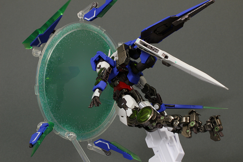 FULL REVIEW: METAL BUILD 1/100 00 QAN[T] No.83 images