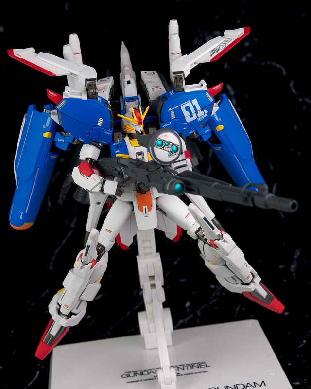 FULL REVIEW: METAL ROBOT魂 Ka signature Ex-S GUNDAM Task Force Alpha