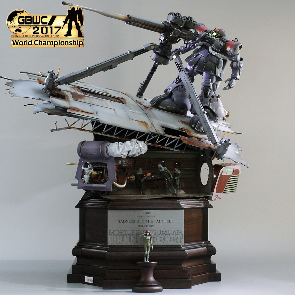 GBWC 2017 CHINA RESULT: Big Size Images, Info