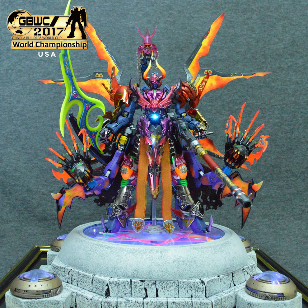 GBWC 2017 USA RESULT: Big Size Images, Info