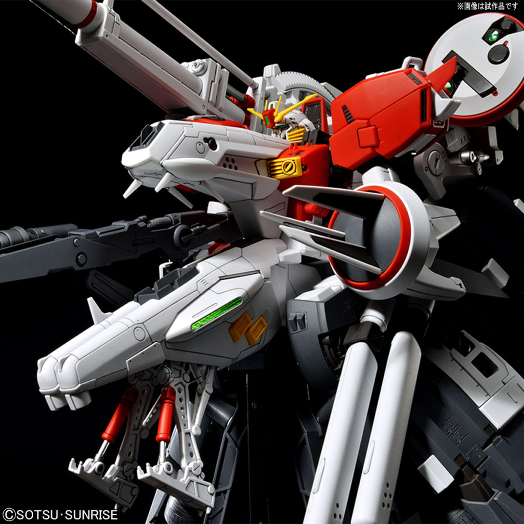 MG 1/100 PLAN303E DEEP STRIKER: FULL Big Size Official Images, Info Release