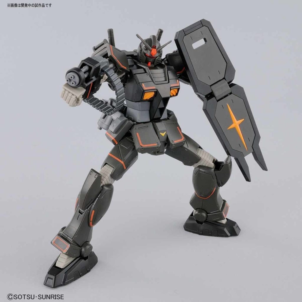 HG 1/144 GUNDAM FSD [Gundam THE ORIGIN Series]: First Big Size Official Images, Info Release