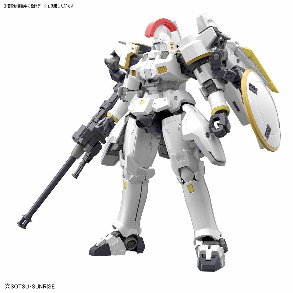 RG 1/144 OZ-00MS TALLGEESE EW: Many Big Size Official Images, Info Release   GUNJAP