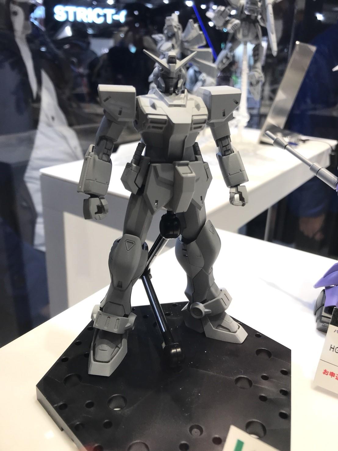 [REPORT] UPCOMING GUNPLA on display @ The Gundam Base