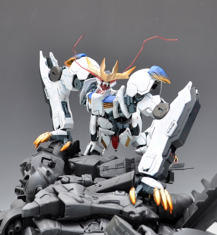 [GBWC 2017] TORI's BARBATOS LUPUS REX (Mixing build) images, info