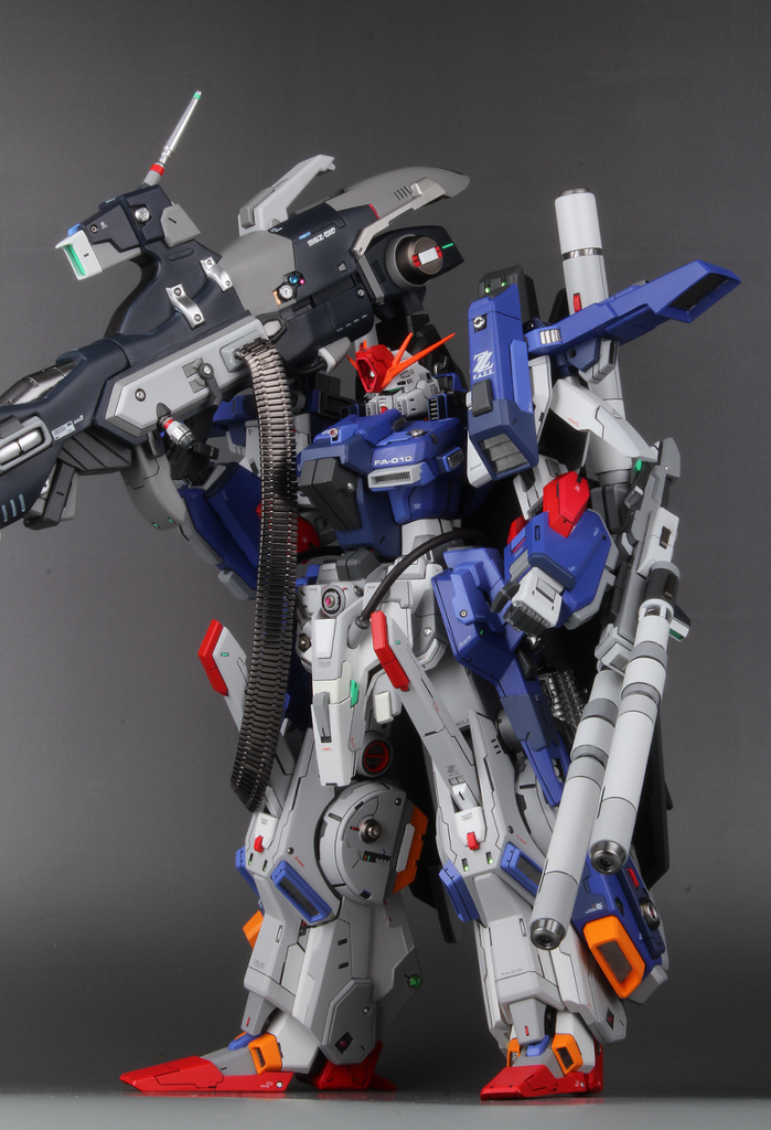 power03311's Latest Work: 1/72 scale Full resin FA-010A FAZZ (Images, Info)