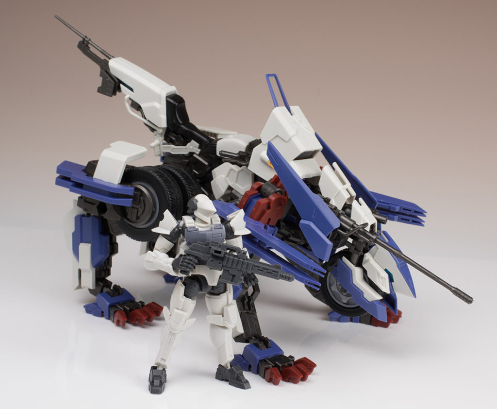 FULL REVIEW: HEXA GEAR (Kotobukiya) RAYBLADE IMPULSE
