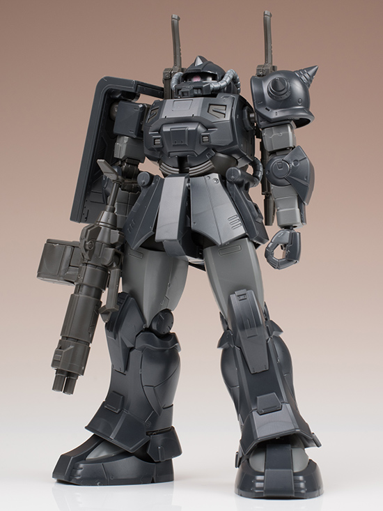 FULL REVIEW: HG 1/144 YMS-11 ACT ZAKU [KYCILIA'S FORCES