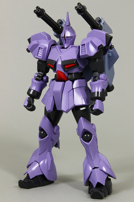NEW REVIEW: P-Bandai HGUC 1/144 MS-15KG GYAN KRIEGER