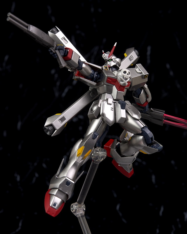 FULL REVIEW: ROBOT魂 CROSSBONE GUNDAM X-0 images