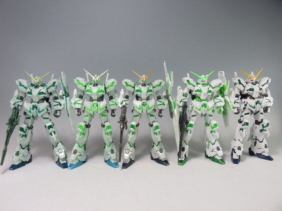 Full Review Hguc 1 144 The Gundam Base Limited Unicorn