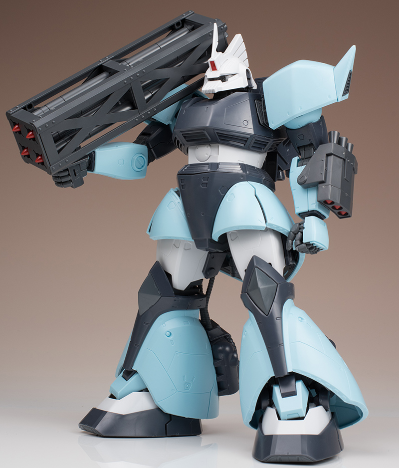 FULL REVIEW: P-Bandai MG 1/100 UMA LIGHTNING's GELGOOG HIGH MOBILITY TYPE, many images