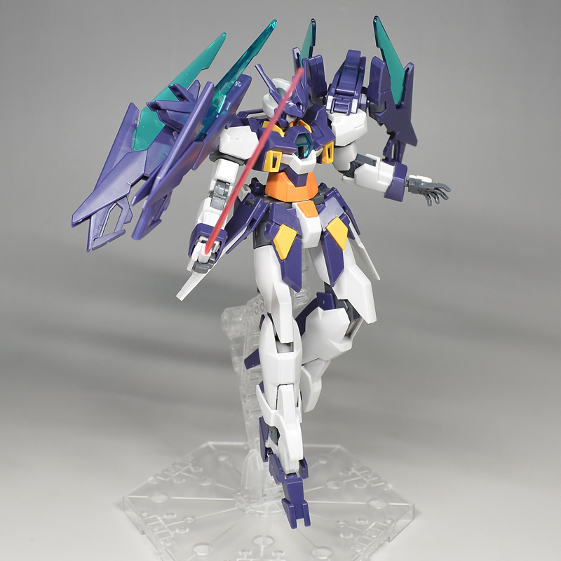 FULL REVIEW HGBD 1/144 GUNDAM AGE II MAGNUM: a Lot of Images