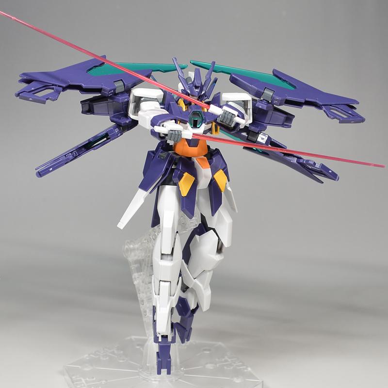 Full Review Hgbd 1 144 Gundam Age Ii Magnum A Lot Of