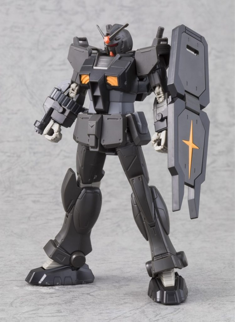 HG GTO 1/144 GUNDAM FSD: JUST UPDATED... NEW Official Images, Info Release