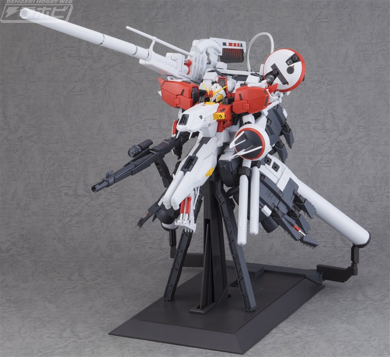 MG 1/100 PLAN303E DEEP STRIKER: JUST UPDATED... NEW Official Images, Info Release