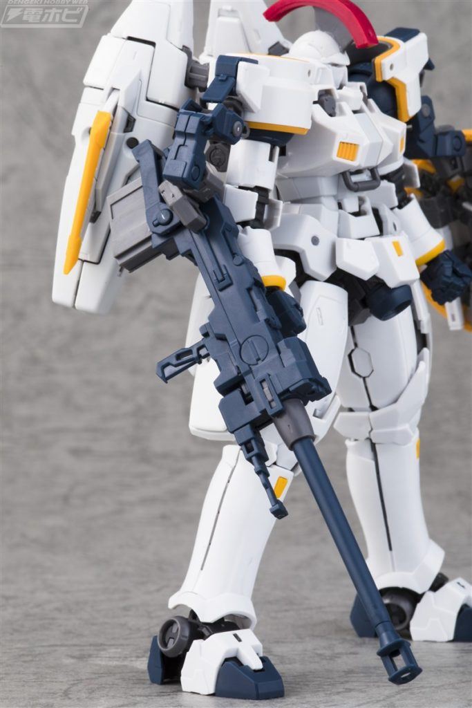 RG 1/144 TALLGEESE EW: JUST UPDATED... NEW Official Images, Info Release