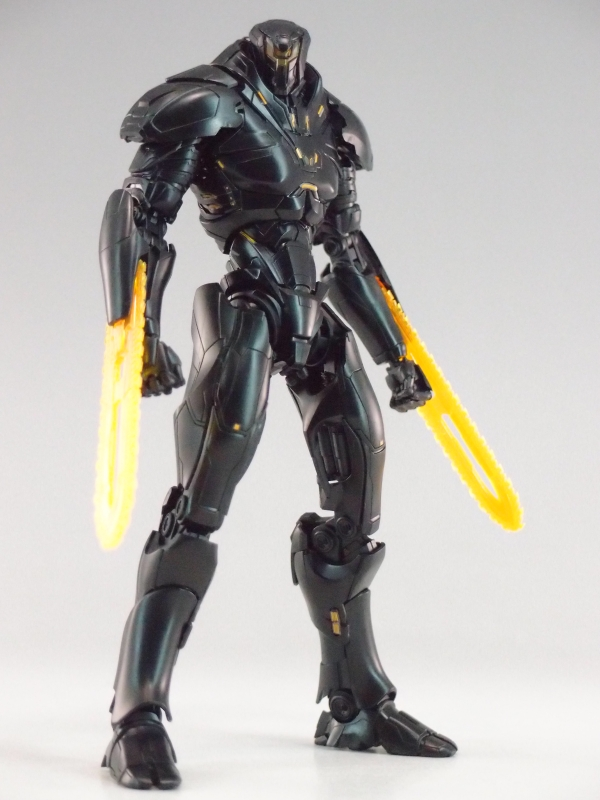 [PACIFIC RIM UPRISING] Bandai HG OBSIDIAN FURY photo review, many images
