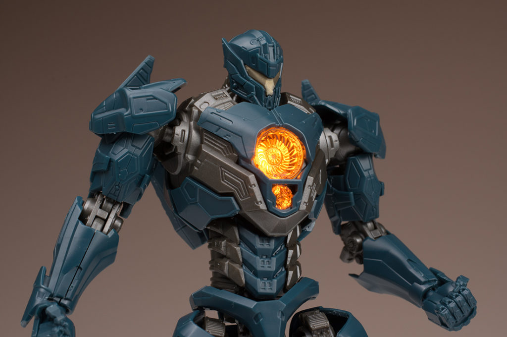 [PACIFIC RIM UPRISING] Bandai HG GIPSY AVENGER DX SET photo review, many images